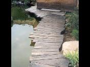 Stavby gabionů, údržba a regulace toků a vodotečí - kompletní služby