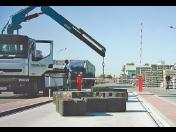 Oprava, servis, ověřování, kalibrace silniční váhy, autováhy