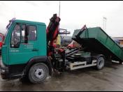 Servis hydraulických zařízení, odtahových a montážních plošin Praha