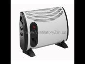 Topné konvektory, přímotopy, sálavé panely, akumulační kamna-prodej