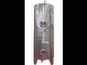 Výroba nerezových nádrží - kvalitní technologie pro vinaře