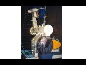 Realizování technologických linek, chladící kolony, granulační lisy