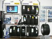 Prodej nových letních a zimních pneumatik v pneuservisu v Břeclavi