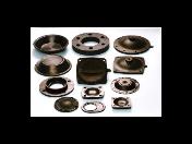 Gumárna - lisování technické pryže v kombinaci s kovem