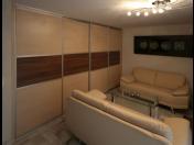 Interiérový nábytek na míru - výroba kvalitních vestavěných skříní a nábytku do interiéru