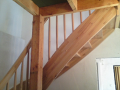 Dřevěné schodiště a schody na míru pro vaše kroky až do nebes
