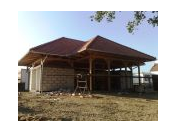 Tesařské práce, tesaři, dřevěné krovy, vazníkové konstrukce
