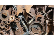Výkup kovového, železného odpadu a barevných kovů