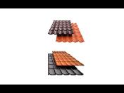Originální střešní krytiny, které vaši střechu chrání i zdobí