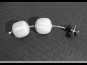 Uzavírací a zkušební balony pro plynovody - profesionální uzavření plynovodu