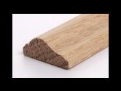Prodej profilových lišt z masivního dřeva v různých délkách a šířkách
