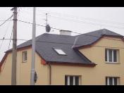 Rekonstrukce střech - tesař, klempíř, pokrývač, kvalitní služby