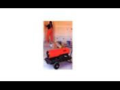 Prodej plynových agregátů, topidla, mobilní vytápěcí přístroje KROLL