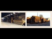 Měkké a tvrdé dřevo-palivové dřevo, výroba a prodej, distribuce Jihomoravský kraj