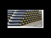 Prodej předizolovaného potrubí, trubek a potrubních systémů a  jejich doplňků
