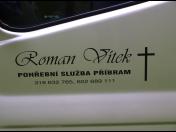 Pohřební služba Příbram, kremace, pohřby, parte, náhrobky, kamenické práce