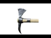 Ručně kované nářadí Krumpholz - sekery, mačety, kalače