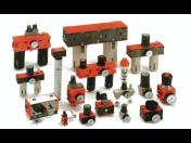Pneumatické válce, maznice, ventily, rychlospojky Metalwork - pneumatické prvky