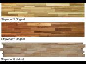 Obkladové desky STEPWOOD® Original a STEPWOOD® Natural