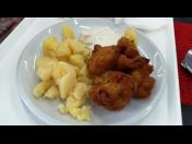 Jídelna s českou kuchyní a rozvozem jídel, obědů - polední menu za nízkou cenu
