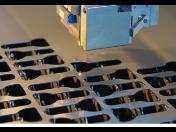 Pálení CNC laserem, laserové řezání plechů, profilů, trubek na profesionálním stroji