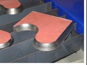 Pálení a řezaní CNC plazmou Třebíč, Vysočina