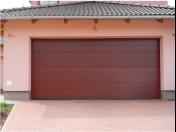 Garážová i průmyslová vrata, vhodná pro dům i sklad - Kladno