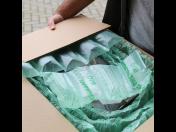 Vzduchové polštářky pro ochranu zboží v krabicích - opakované použití