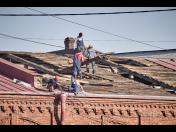 Rekonstrukce střech či klempířské práce snadno a rychle - Liberec