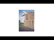 Výroba, tepelná úprava a ošetření dřevěných palet, beden