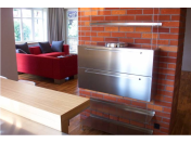 Zakázková výroba z nerezu pro vaše originální bydlení