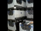 Plastové paletové přepravky, skládací i neskládací kontejnery, palety