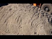 Prodej písku v jakémkoli množství - Jaroměř