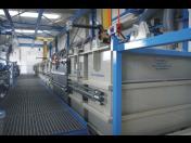 Povrchové úpravy kovů, fosfátovací linka, fosfátování