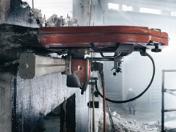 Řezání železobetonu stěnovou pilou pro dodatečné vyřezání otvorů