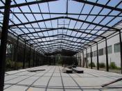 Betonové průmyslové haly od SAPA – LPJ - Vysoké Mýto