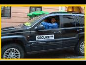 Osobní ochranka a osobní řidič-bezpečnostní agentura, ostraha Brno