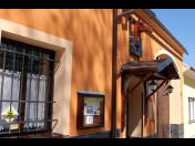 Penzion a restaurace - levné ubytování v soukromí, v klidné části města