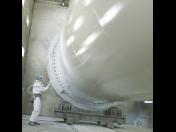 Lakovací technika dokončí povrchovou úpravu - Liberec