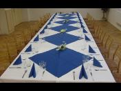 Rozvážka obědů a denního menu pro seniory a firmy, catering