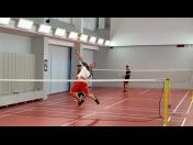 Sportovní centrum - badminton, squash, solná jeskyně pro odreagování
