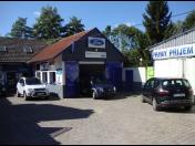 Autoservis vozů Ford Kladno nabízející kompletní služby