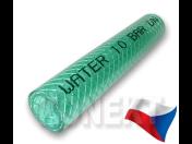 Silnostěnné zahradní hadice od českých výrobců