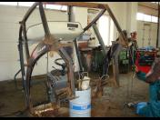 Drobné i generální opravy traktorů ZETOR Velim
