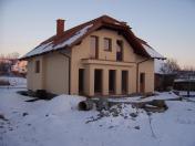 Zednické, bourací práce, zedník, výstavba, rekonstrukce rodinných domů Miroslav
