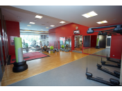 Fitness  - cvičení ve sportovním a relaxačním centru  H-centrum Pardubice