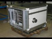 Plynové ohřívače - IZOGAS pro vytápění průmyslových objektů, sportovních hal