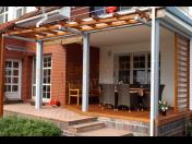 Dřevěné terasy z klasických i exotických dřevin na míru