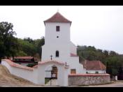 Vápenné omítkové směsi pro památky a historické objekty - výroba a prodej