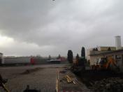 Terénní úpravy, zemní, výkopové a dokončovací práce pro stavby